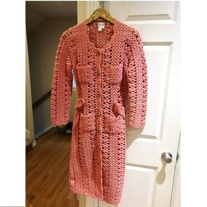 TRACY REESE Wool Coat /0048